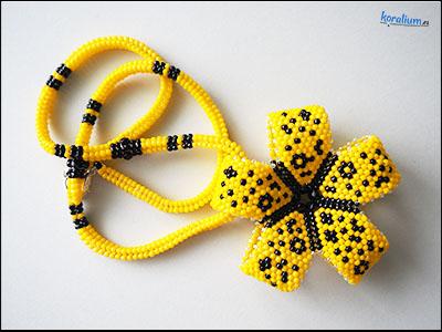 091 Žlutá květina
