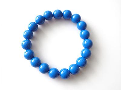 1055 Náramek modrý